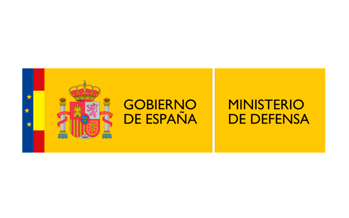 Logotipo Ministerio de Defensa